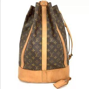 CERT AUTH LV Randonnee Backpack/Shoulder Bag